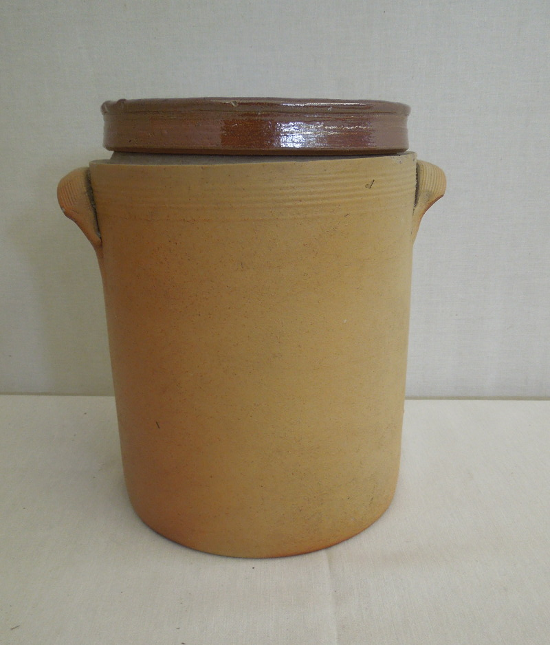 Zuppiera in terracotta